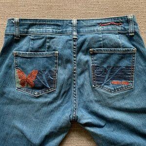 Vigoss denim jeans size 9/10